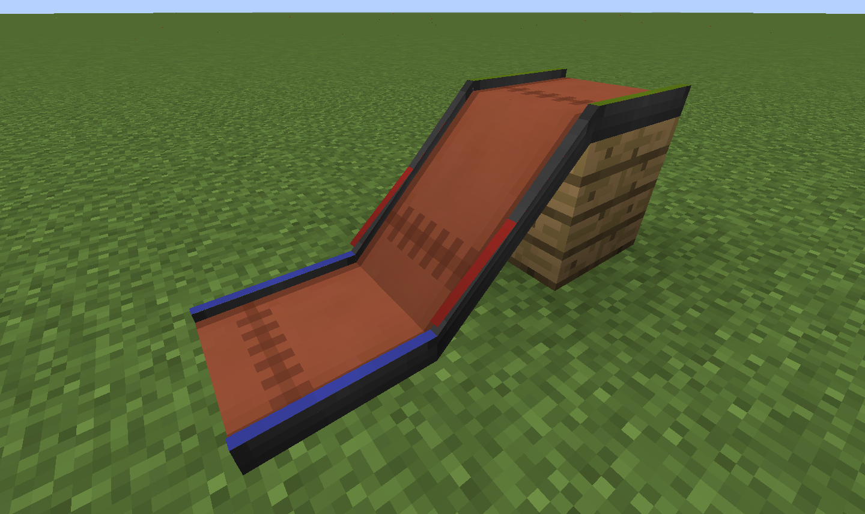 Immersive Engineering ベルトコンベア Conveyor Belt