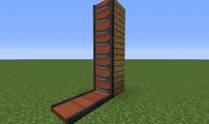 Immersive Engineering 垂直コンベア Vertical Comveyor