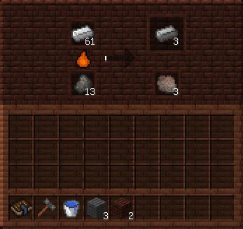 Immersive Engineer 高炉 Crude Blast Furnace GUI
