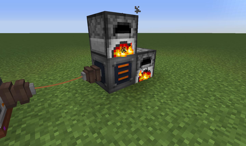 Immersive Engineering 外部発熱機 External Heater