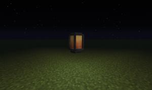 Immersive Engineering ランタン Lantern