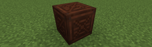 Immersive Engineering 収納木箱 Wooden Strage Crate
