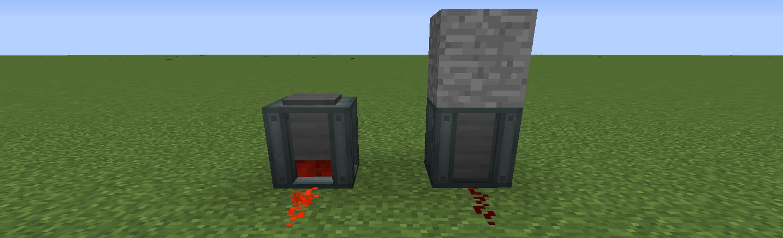 マインクラフト Ender IO ブロック検知器 Block Detector