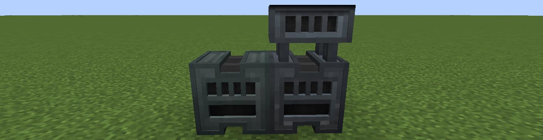 マインクラフト Ender IO 燃焼発電機 Conbustion Generator